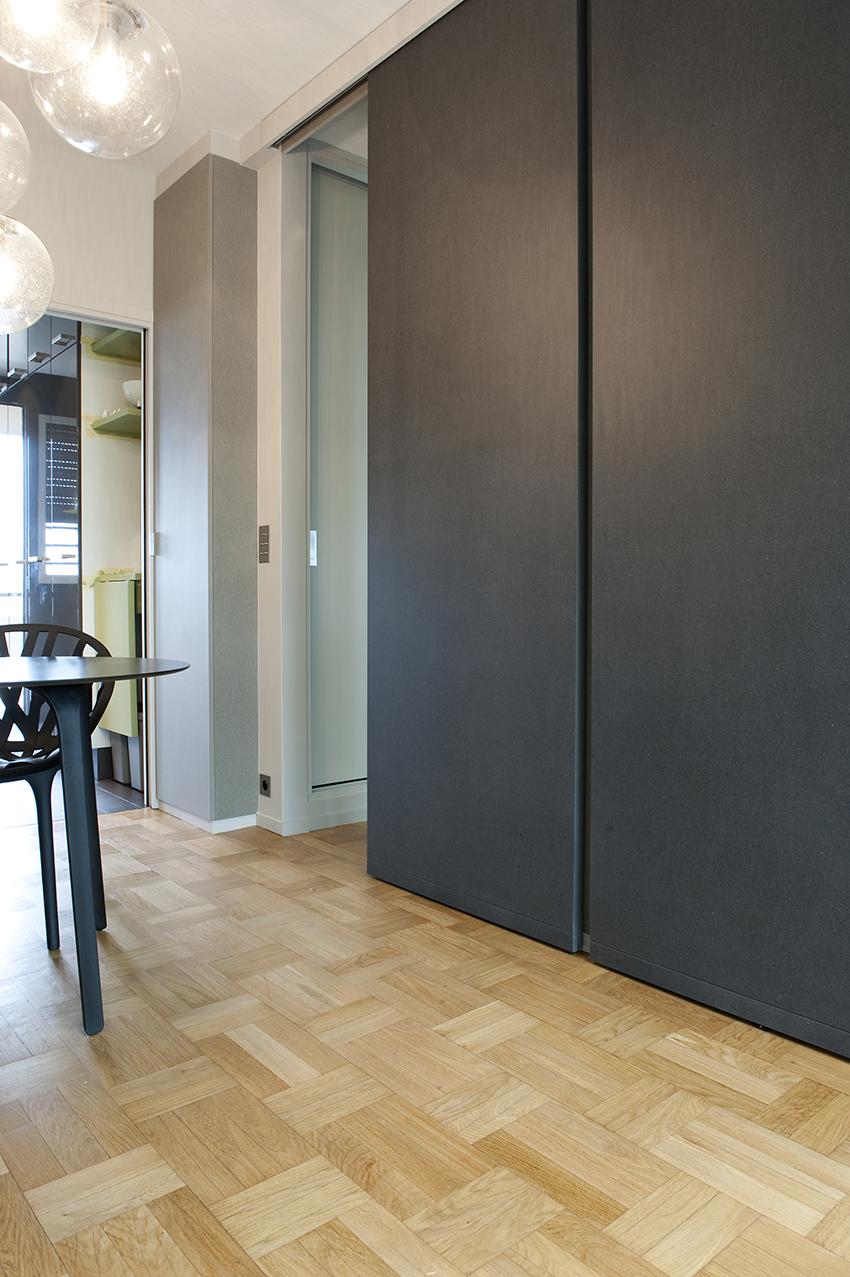 petit espace arlinea architecture. Black Bedroom Furniture Sets. Home Design Ideas